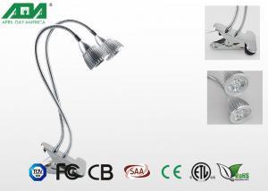 China Professional Fluorescent Led Grow Light Bulbs , 10w Dual Head Indoor Plant Light Bulb on sale