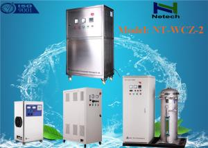 China Water Sterilizer Odor Free Ozone Generator 1800W For Food Process Industry on sale