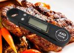 Talking English Temperature Readings Digital Food Thermometer For The Blind