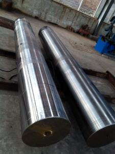 China Industrial High Tensile Forged Metal Round Bar Alloy Steel Round Rod Diameter 200 - 800 mm on sale