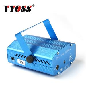 China mini laser stage lighting projector for KTV disco dj party wedding holiday on sale