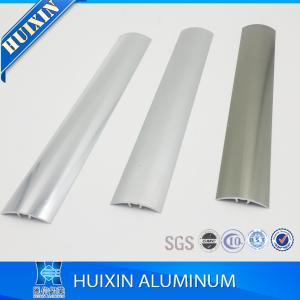 China Unique Design CNC Extruded Aluminum Movement Joint Profiles on sale