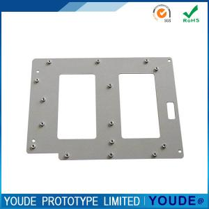 China Fast Speed Custom Sheet Metal Fabrication Manufacturing Metal Plate with Rivet on sale