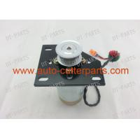 China Cylindrical Auto Cutter Parts DC Motor Assy X- AXIS 9236E837 Org Conn 94744001 To Cutter Plotter on sale