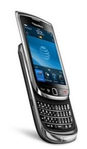 China Unlock Code GSM mobile phone Torch 9800 Blackberry Torch smartphone on sale