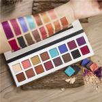 Amazing Eye Makeup Eyeshadow , High Pigment Eyeshadow Palette Long Lasting