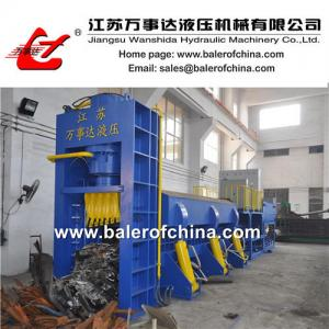 China Used Old Car Bodies Shearing Press on sale