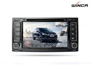 China Volkswagen Touareg 2003-2010 Car Android 6.0 DVD GPS Navigation on sale