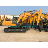 ISUZU Engine XCMG Construction Machinery , 13 Tonne Digger CE Certificate XE135B