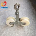 China Model SHR-2.5 Stringing Block With Tandem Sheave for power construction wholesale