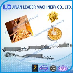 China New product Low price Corn Flakes Breakfast Cereals Machine on sale
