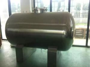 China Cooling Water Tank Natural Ingredients Stainless Fermentation Tank ss304 / ss316 on sale