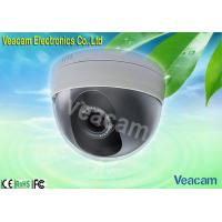 "4 - 9mm Manual Zoom Lens, 4.5"" Plastic Dome Camera, Vandal Proof Dome Camera With Back Light Compensation"