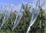 HDPE Single Filament Insect Mesh Netting For Nursery Pots Size Customized