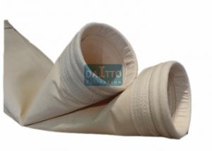 China High Efficiency Dust Filter Bag Welded Process Method No Melting Point on sale