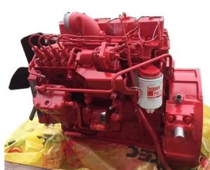 China 140HP Light cummings truck engines Water Cooled Style High Fuel Efficiency B140-33 on sale