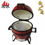 16 inches Ceramic Kamado Egg Grill Cooker