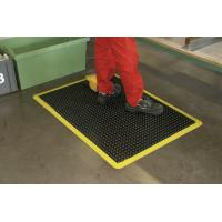 Lightweight Custom Anti Fatigue Floor Mats For Laundry / Garage And Restaurant
