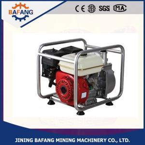 China 2016 China WP30 Mini gasoline engine water pump/Family used water pump on sale