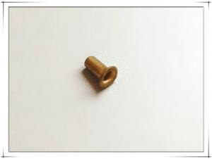 China Copper tubular rivet special fasteners for fitness equipment on sale