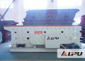 China Máquina industrial de la investigación de la vibración en centro del machacamiento y de cribado on sale