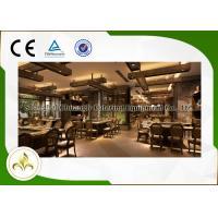 10 Seat Rectangle Gas Teppanyaki Grill Table Basic Configuration For Restaurant