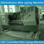 New CNC electro fusion wire laying machine Polyethylene (PE) Electrofusion Fittings