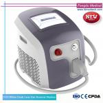 China 24h Non-Stop Permanent Hair Removal 808nm Diode Laser Beauty Machine wholesale