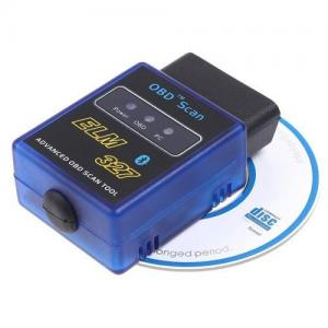 China Mini Obd Diagnostic Interface Usb Driver Bluetooth Elm 327 Support  Iphone / Ipad on sale