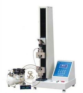 China ISO13934.1 ASTM D5035 Tensile Strength Testing Machine Applied to Textiles on sale