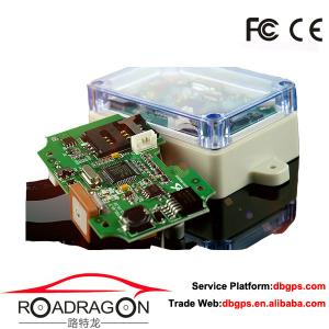 China Motorcycle 1575.42mhz GPS Trackers For Car V-MT001 supplier