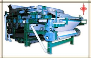 China Belt Filter Press (DY Series) on sale