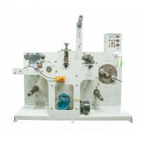 320/420high speed Industrial tape/paper/copper/aluminum foil rotary label slitting machine
