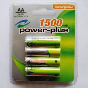 China Batteries rechargeables 1.2v 1500mah de haute qualité et de prix concurrentiel du nimh aa on sale