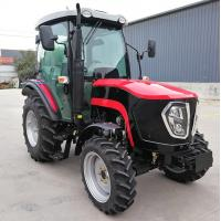 Small Farm Compact Diesel Tractor Large Torque Reserve Low Fuel Consumption