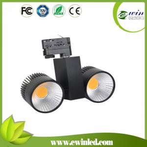 China Professional Manufacturer Epistar chips 2*10W COB LED Tracklight on sale