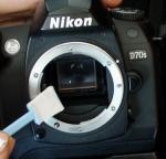 Cotonete da limpeza do cotonete/sensor do CCD/limpeza da câmera cotonete