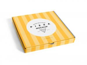 China Recycled Pizza Takeaway Boxes Customized Color Printing ISO Certification on sale