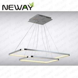 Led square 400x400 500x500 1000x1000 linear suspension pendant light led square 400x400 500x500 1000x1000 linear suspension pendant light fixture commercial architectural hanging lighting aloadofball Images