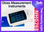 Handheld Gloss Measurement Instruments NHG268 Multi Angle Gloss Tester for Furniture Paint Ceramic