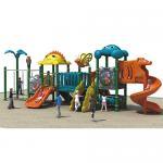 Kids Backyard Play Equipment Animal Series Non - Toxic Medium Size 1080*450*350 Cm