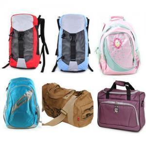 China Travel bag school bag  backpack bag on sale