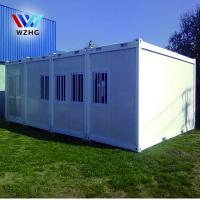 China Hot Sale Custom Design Smart Mobile Prefab Container Home on sale