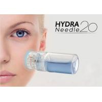 China Aqua Gold 0.6mm Microchannel MESOTHERAPY Tappy Nyaam Nyaam Fine Touch for Hyaluronic Acid Essence on sale