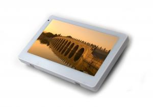 China White 7 Inch Android Tablet With Arduino nano, WIFI,NFC Reader, POE,Mounting Brackets on sale