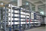 Turnkey Project Flushing Water Reverse Osmosis Unit RO Water Plant 1500 L/H