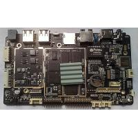 China Anti Electromagnetic Quad Core Linux Board RK3288 Capacitive Touch AC100-240V 50-60HZ on sale