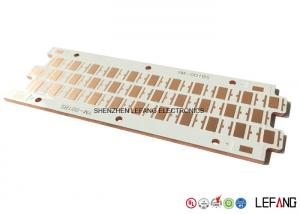 China OSP Copper Base PCB Single Layer PCB Fabrication White Solder Mask For Power Board on sale