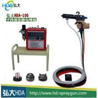 HDA electrostatic liquid paint spray gun coating equipment manufacture electrostatic spray gun