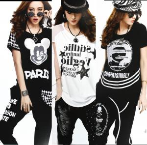 China Mix Color Mix Design Free Size Lower Price Designer Clothes Ladies Garments Shop Name Stocklot on sale